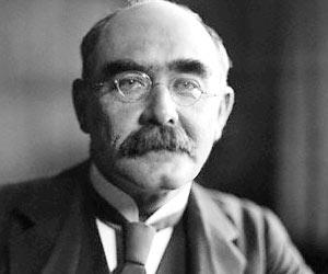 Rudyard Kipling, The Floods, National Poetry Month