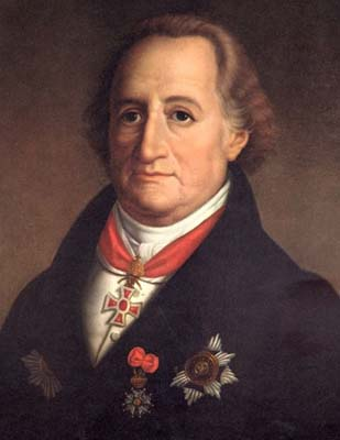 Johann Wolfgang Von Goethe Biography List Of Works Study