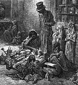 Victorian era in england