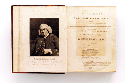 Johnson's Dictionary - time for a revival? 1414477107